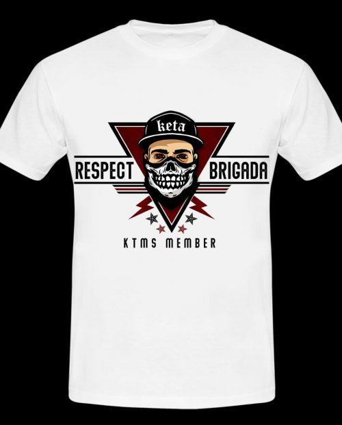 White Respect Brigada